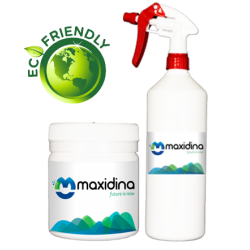 MAXIDINA CLEANING N 10 RICARICHE + FLACONE SPRAY