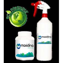 MAXIDINA CLEANING P 10 RICARICHE + FLACONE SPRAY