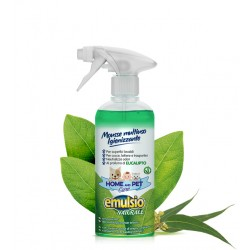 IGIENIZZANTE MOUSSE/SPRAY PET-LINEA EMULSIO 500 ML